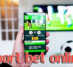 sport bet online